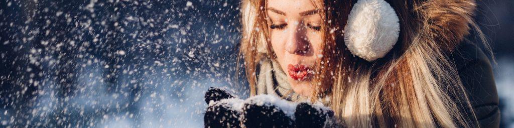 Accepteren sneeuw