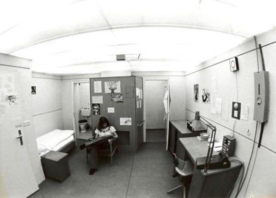 Bunker van Planck