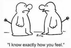 Empathie is een van de interpersoonlijke vaardigheden
