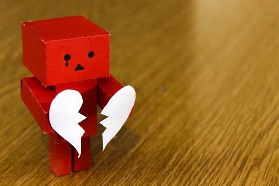 Verdriet liefde