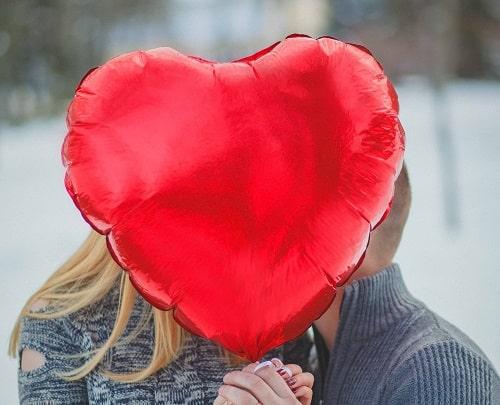 liefde passie overstemt