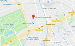 psycholoog Groningen locatie