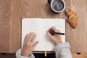 Schizoaffectieve stoornis en bijhouden dagboek